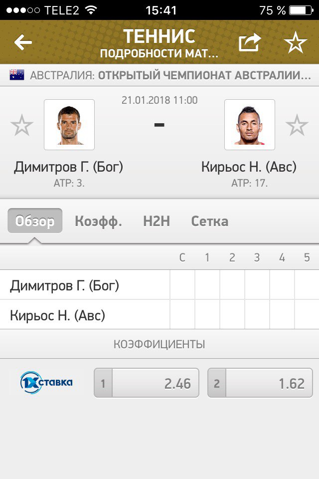 Димитров - Кирьос