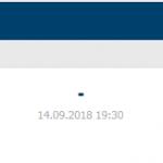 Прогноз на матч Витязь Подольск-Йокерит 14.09.2018