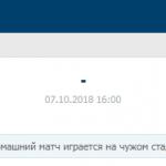 Прогноз на матч Авангард-ЦСКА 07.10.2018