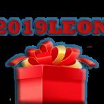 Бонус код БК Леон 2019