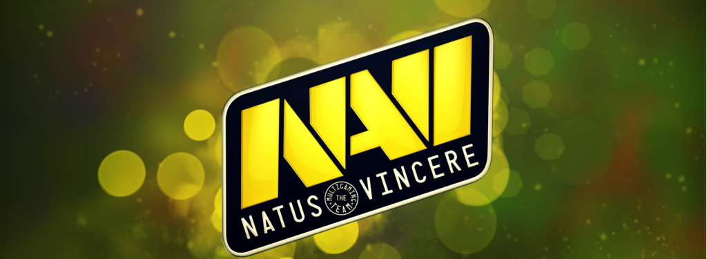 Новый титульный партнер команды Natus Vincere - 1xBet