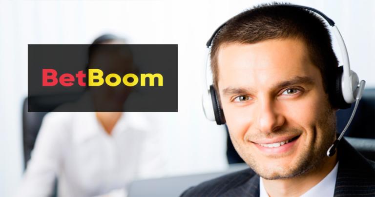БК BetBoom - методы связи с технической поддержкой