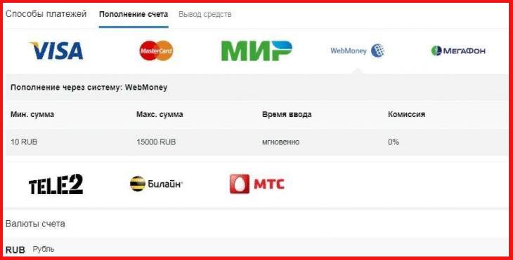 """Вывод средств с БК """"Бвин"""""""