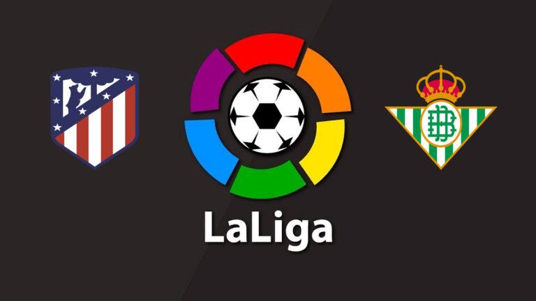Прогноз на матч Атлетико - Бетис
