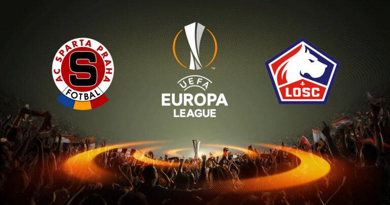 Прогноз на матч Спарта Прага - Лилль