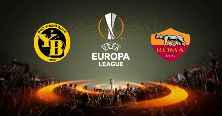 Прогноз на матч Янг Бойз - Рома