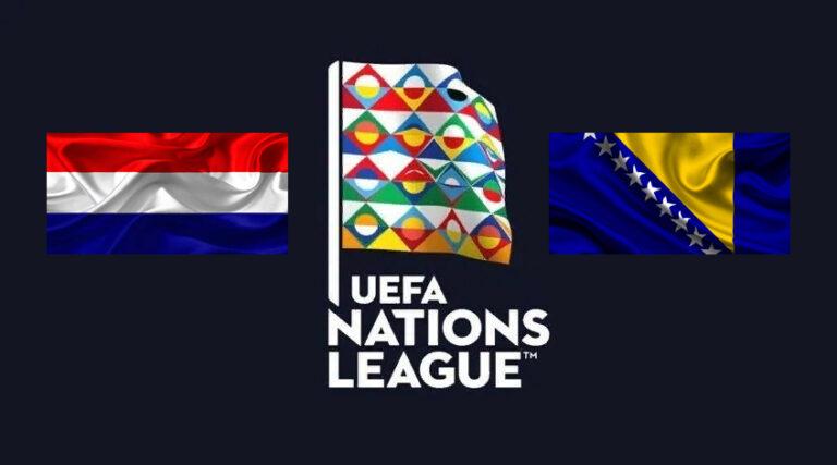 Прогноз на матч Нидерланды - Босния и Герцеговина