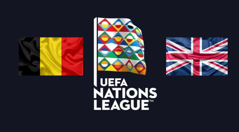 Прогноз на матч Бельгия - Англия