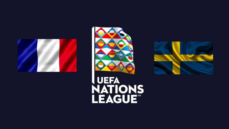 Прогноз на матч Франция - Швеция