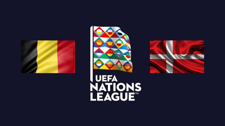 Прогноз на матч Бельгия - Дания