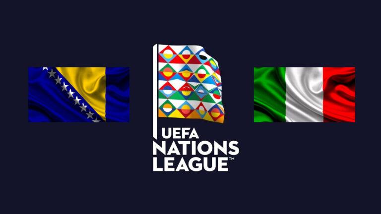 Прогноз на матч Босния и Герцеговина - Италия
