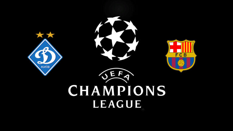 Прогноз на матч Динамо Киев - Барселона