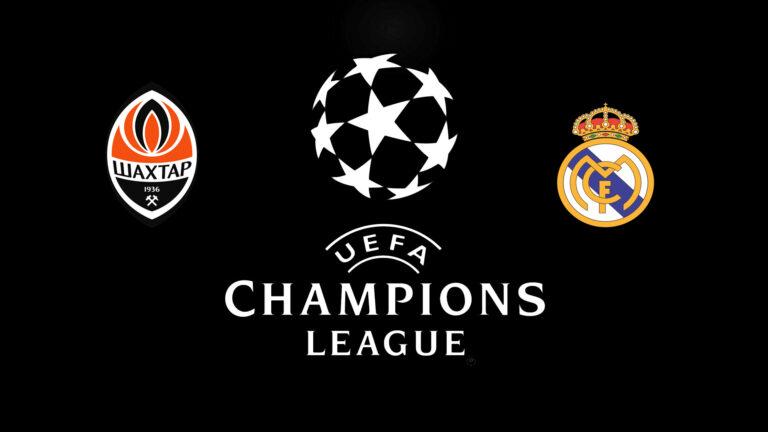 Прогноз на матч Шахтер - Реал Мадрид