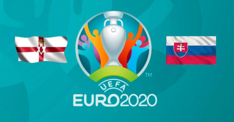 Прогноз на матч Северная Ирландия - Словакия