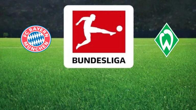 Прогноз на матч Бавария - Вердер