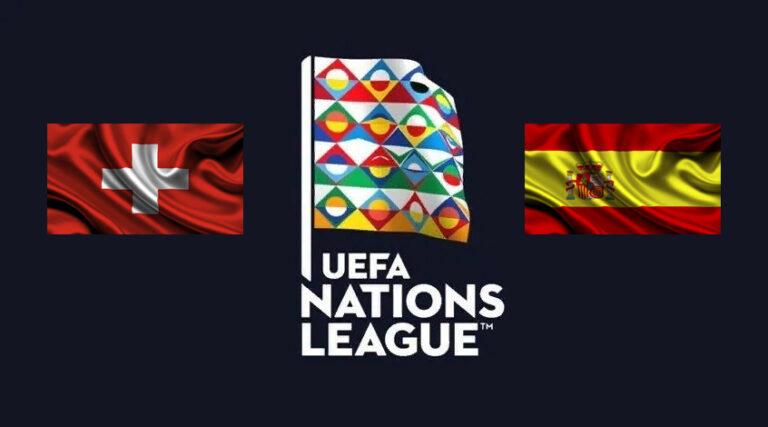 Прогноз на матч Швейцария - Испания