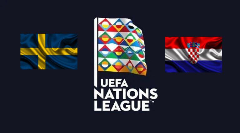 Прогноз на матч Швеция - Хорватия
