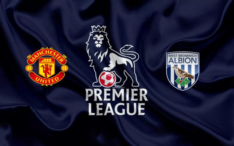 Прогноз на матч Манчестер Юнайтед - Вест Бромвич