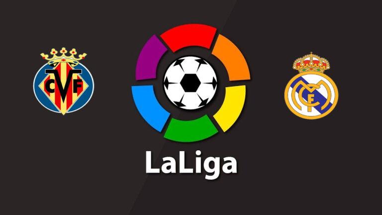 Прогноз на матч Вильярреал - Реал Мадрид