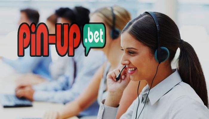 Как связаться с технической поддержкой БК Pin-up bet?