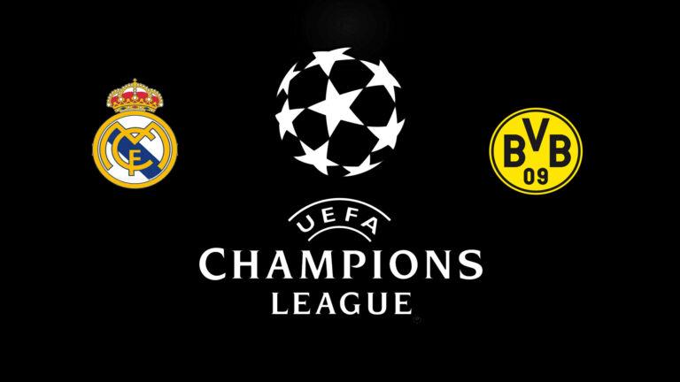 Прогноз на мачт Реал Мадрид - Боруссия М