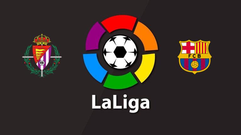 Прогноз на матч Вальядолид - Барселона