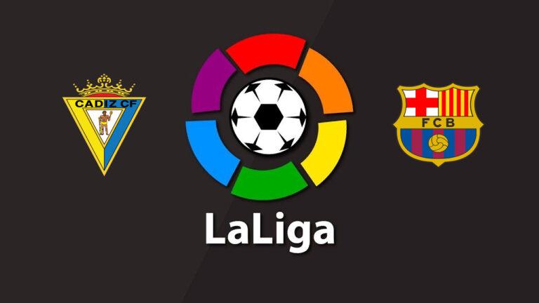 Прогноз на матч Кадис - Барселона