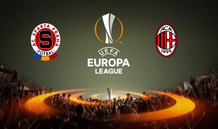 Прогноз на матч Спарта прага - Милан