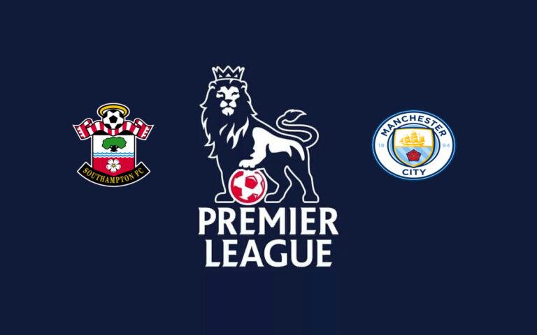 Прогноз на матч Саутгемптон - Манчестер Сити