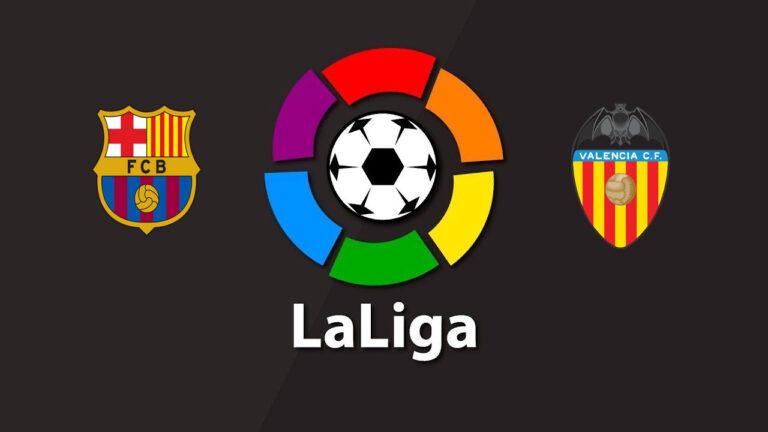 Прогноз на матч Барселона - Валенсия