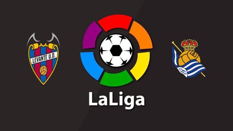 Прогноз на матч Леванте - Реал Сосьедад