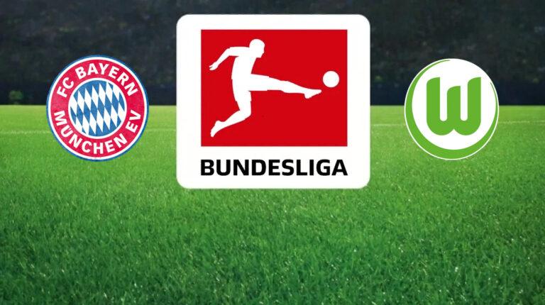 Прогноз на матч Бавария - Вольфсбург