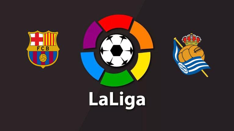 Прогноз на матч Барселона - Реал Сосьедад