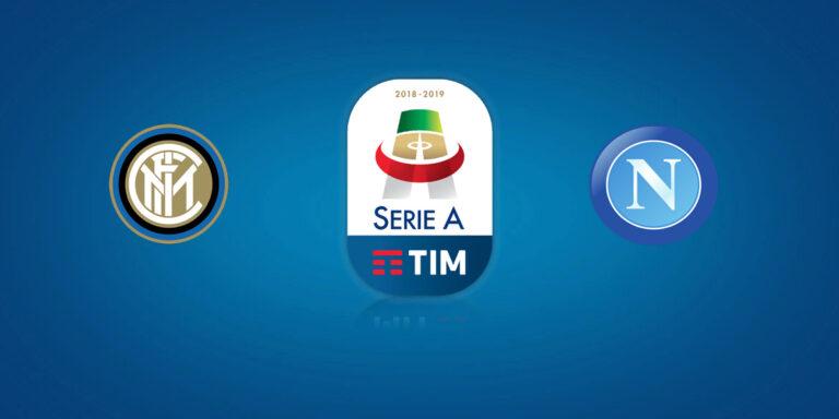 Прогноз на матч Интер - Наполи