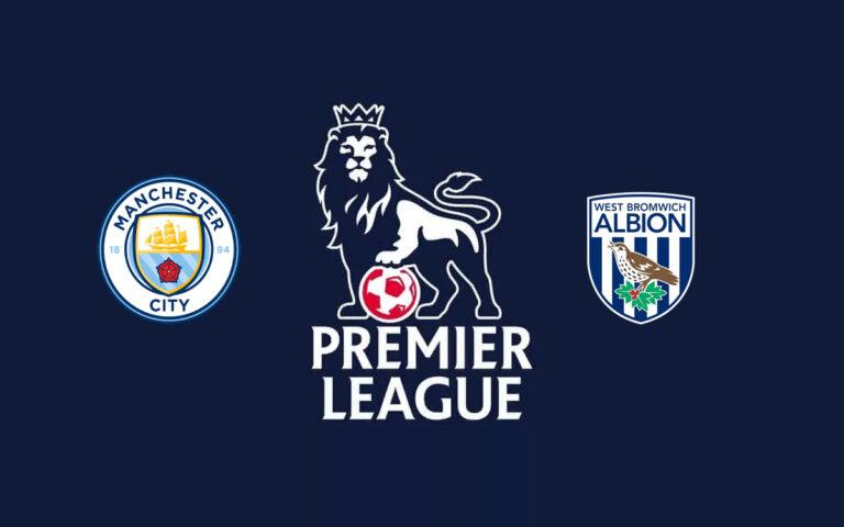 Прогноз на матч Манчестер Сити - Вест Бромвич