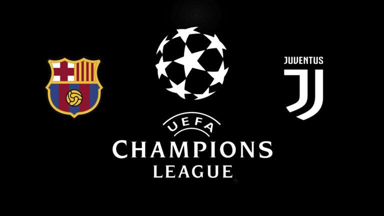 Прогноз на матч Барселона - Ювентус