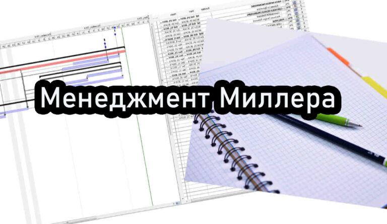 Менеджмент Миллера