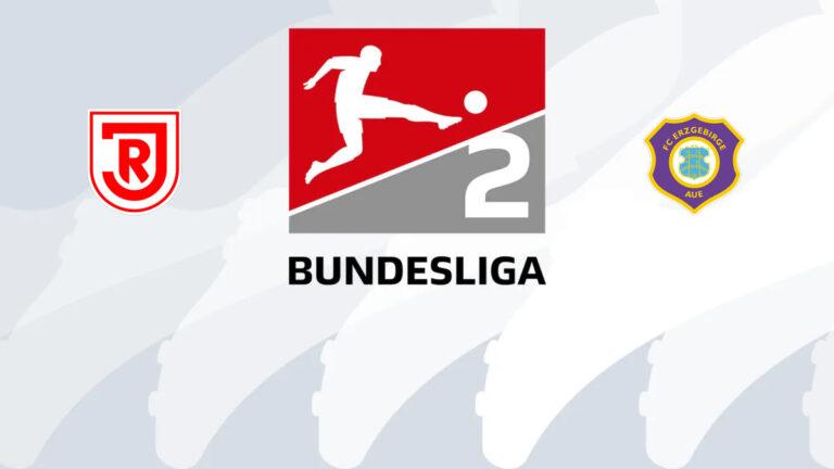 Прогноз на матч Регенсбург - Эрцгебирге Ауе