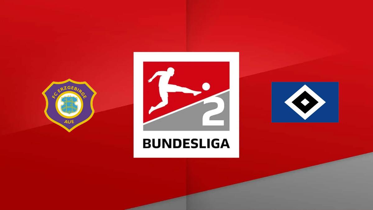 Прогноз на матч Эрцгебирге Ауэ - Гамбург