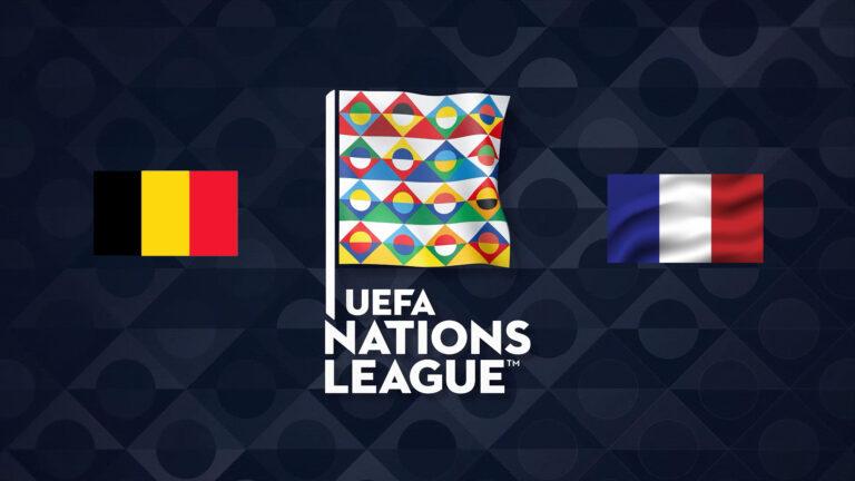 Прогноз на матч Бельгия - Франция